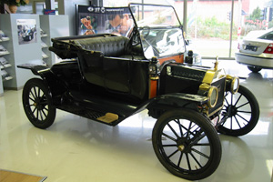 antique autos appraised