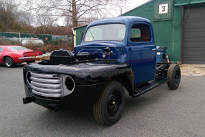 Classic Truck needs appraisal