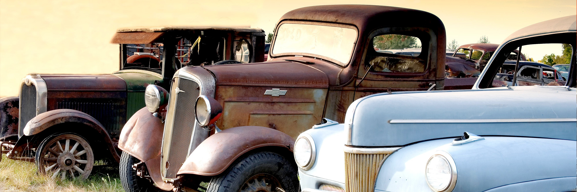 Antique trucks appraised in Long Vallley NJ